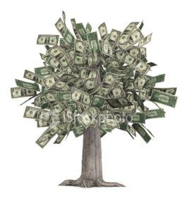 Arbol de dinero