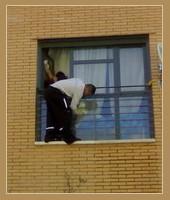 Saltando ventana