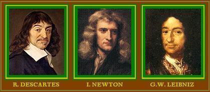 3 grandes de las matemáticas modernas...