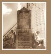 Monumento al Maestro PLENITUD SENECTUD