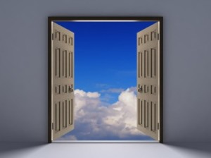 Abriendo las puertas