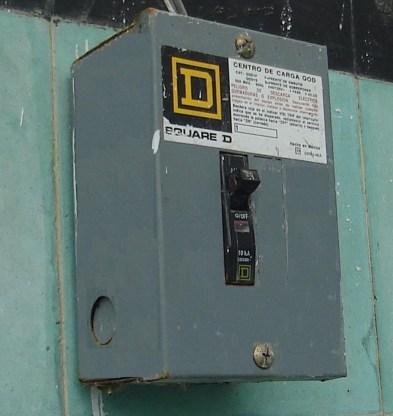 T picos de instalaciones el ctricas el espacio del ing for Como instalar una terma electrica