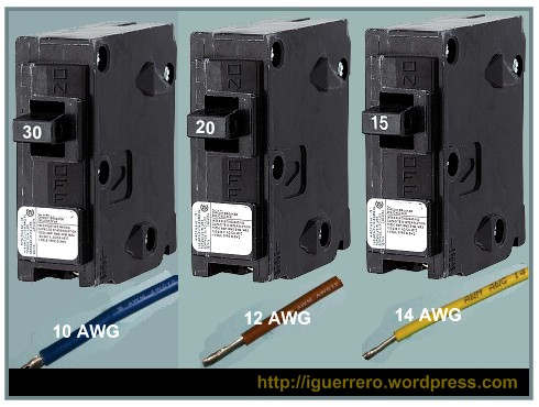 Instalaciones el ctricas el espacio del ing i guerrero - Cable instalacion electrica ...