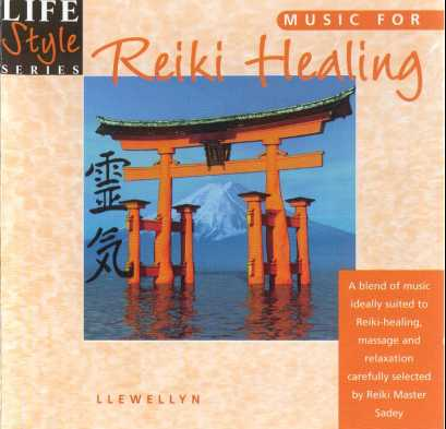Llewellyn - Music for Reiki Healing