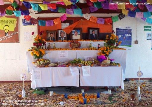 Altar de muertos 8