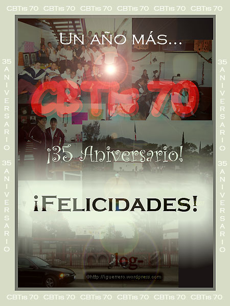 35Aniversariocbtis70