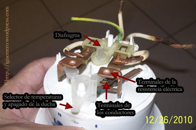 Diagrama Instalacion De Regadera De Baño:Así funciona? – Taringa!