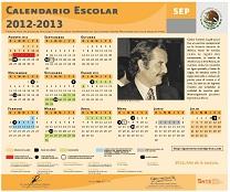 Calendario SEP 2011-2012