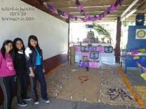 3B Altar de Muertos 2014