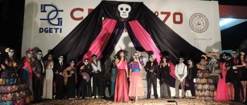 Concurso Catrinas CBTis 70