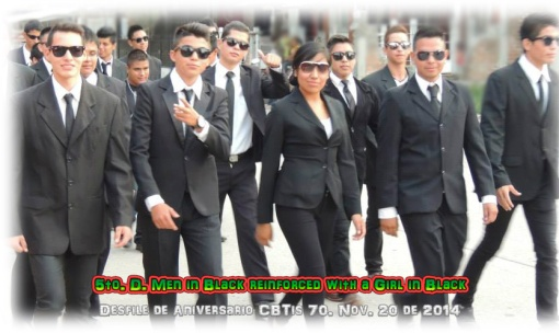 Men In Black Reforzados