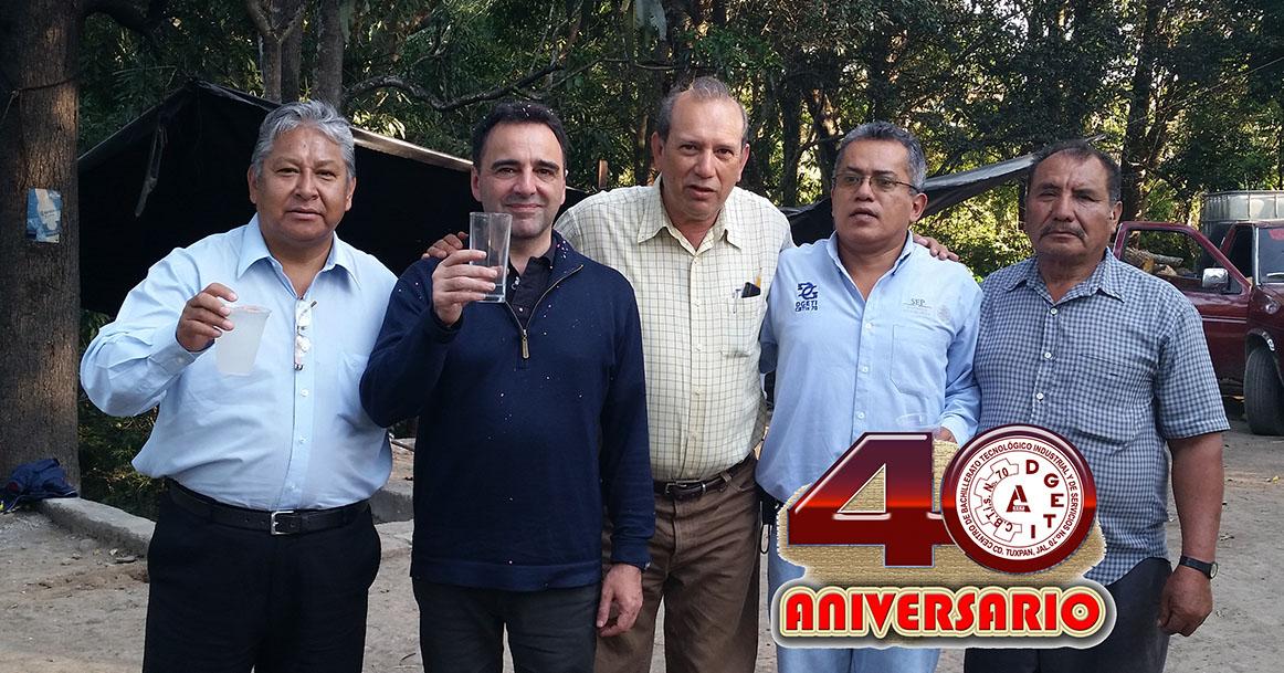 Pablo De Santis cerr� los eventos del 40 Aniversario del CBTis 70 ...