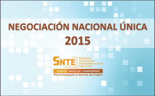 SEP-SNTE Respuesta Salarial 2015