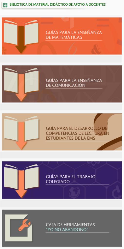 Guías SEMS