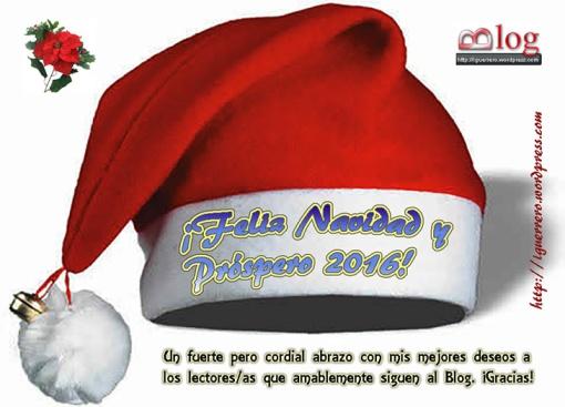 Navidad año nuevo 2016