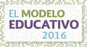 SEP modelo educativo 2016